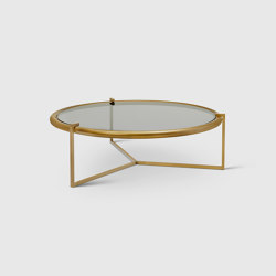 Rua Tucumã Low Coffee Table | Tables basses | Man of Parts