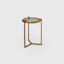 Rua Tucumã Low Side Table | Tables d'appoint | Man of Parts