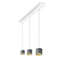 Tudor - Pendant luminaire   Suspended lights   OLIGO
