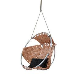 Cocoon Hang Chair Leather | Schaukeln | Trimm Copenhagen