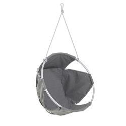 Cocoon Hang Chair Outdoor Grey | Swings | Trimm Copenhagen