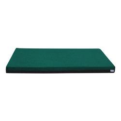 Connect Mattress Big Dark Green/Grey | Seat cushions | Trimm Copenhagen