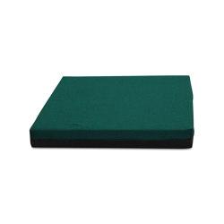 Connect Mattress Small Dark Green/Grey | Seat cushions | Trimm Copenhagen