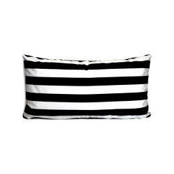Cushion Big Graphite Stripe | Cushions | Trimm Copenhagen