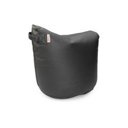 Satellite Leather 48 Black | Poltrone sacco | Trimm Copenhagen