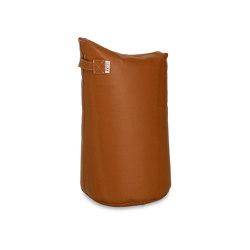 Satellite Leather 68 Cognac   Beanbags   Trimm Copenhagen