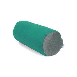 Tube Cushion Dark Green / Grey | Kissen | Trimm Copenhagen