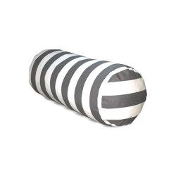 Tube Cushion Grey Stripe | Kissen | Trimm Copenhagen