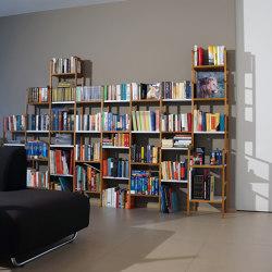 Bücherregal | Shelving | itschi