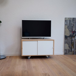 Fernsehmöbel | Multimedia trolleys | itschi