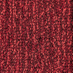 Poppy | Rebellion Red 100 | Rugs | Kasthall
