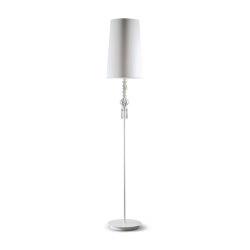 Belle de Nuit Floor Lamp I | White (CE) | Standleuchten | Lladró
