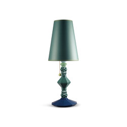 Belle de Nuit Table Lamp | Green (CE) | Table lights | Lladró