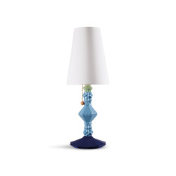 Belle de Nuit Table Lamp | Multicolor (CE) | Table lights | Lladró