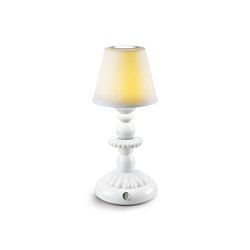 Firefly Lotus Table Lamp | White | Luminaires de table | Lladró