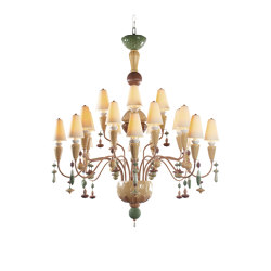Ivy and Seed 20 Lights Chandelier | Medium Model | Spices (CE/UK) | Chandeliers | Lladró