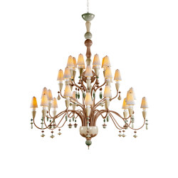 Ivy and Seed 32 Lights Chandelier | Large Model | Spices (CE/UK) | Chandeliers | Lladró