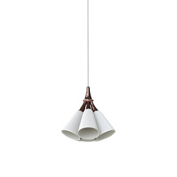 Jamz Hanging Lamp | Copper (CE/UK) | Suspensions | Lladró