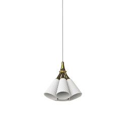 Jamz Hanging Lamp | Gold (CE/UK) | Suspended lights | Lladró