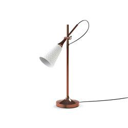 Jamz Reading Lamp | Copper (CE) | Luminaires de table | Lladró