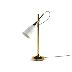 Jamz Reading Lamp | Gold (CE) | Luminaires de table | Lladró