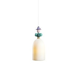 Mademoiselle Béatrice | Ceiling Lamp (CE/UK) | Suspended lights | Lladró