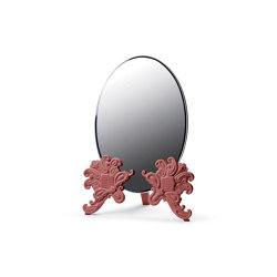 Mirrors | Vanity Mirror | Red | Mirrors | Lladró