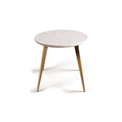 Moments Frost Table | Oak | Tables d'appoint | Lladró