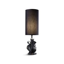 Naturofantastic Living Nature Table Lamp | Black (CE) | Luminaires de table | Lladró
