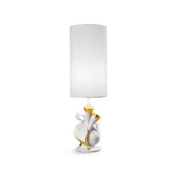 Naturofantastic Living Nature Table Lamp | Golden Luster (CE) | Luminaires de table | Lladró
