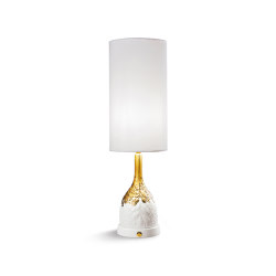 Naturofantastic Organic Nature Table Lamp | Golden Luster (CE) | Luminaires de table | Lladró