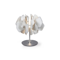 Nightbloom Table Lamp | White (CE) | Luminaires de table | Lladró