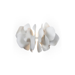Nightbloom Wall Sconce | White (CE/UK) | Wall lights | Lladró