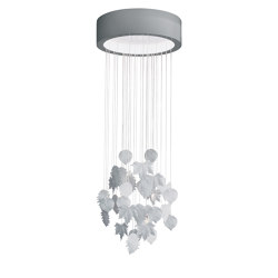 Re-cyclos Magic Forest Chandelier 0.60 m (CE/UK) | White | Suspensions | Lladró