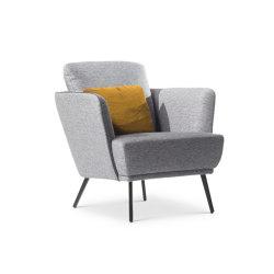 Nona Armchair | Poltrone | Christine Kröncke