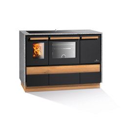 Dachstein Alpin | Wood fired stoves | Lohberger