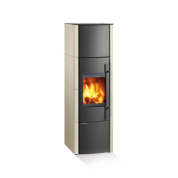 Lobo H2O | Emaille Crema | Stoves | Lohberger