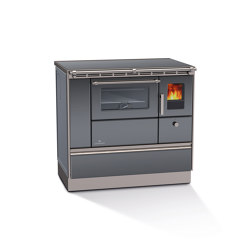 Rega 90 | Wood fired stoves | Lohberger