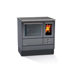 Varioline LC 80 | Wood fired stoves | Lohberger