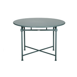 1800 | Round table | Dining tables | Tectona