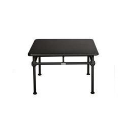 1800 | Tavolo basso quadrato | Tavolini alti | Tectona