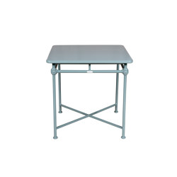 1800 | Square table | Bistro tables | Tectona