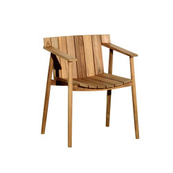 Batten | Armchair | Chairs | Tectona