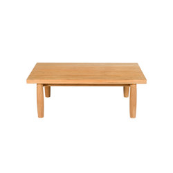 Batten | Rectangular coffee table | Coffee tables | Tectona