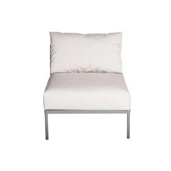 Chelsea | Seat unit | Armchairs | Tectona