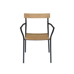 Cicala | Armchair | Stühle | Tectona