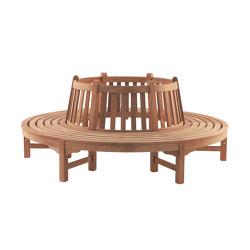 Circlebench | Circle bench | Sitzbänke | Tectona