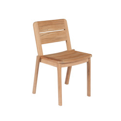 Clubhouse | Stacking chair | Stühle | Tectona