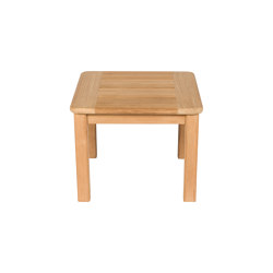 Clubhouse | Low table | Side tables | Tectona