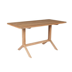 Clubhouse | Rectangular table | Dining tables | Tectona